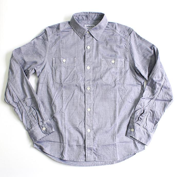 Taurus(トーラス)/ Royal Oxford Workingman's Shirts ロイヤルオックス ワークシャツ- 全2色 市場