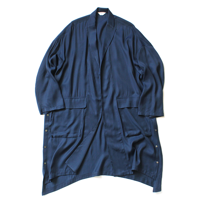 THEE(シー)/ oversize gown PV-SH-03 オーバーサイズガウン Navy 買い回り 買い周り 買いまわり ポイント消化