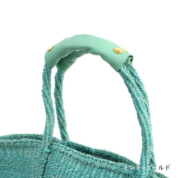 [ネコポス ] 本革 レザー バッグ ハンドルカバー 全14色×金具3色【R】 サイザルかごバッグや レザートートバッグなどの持ち手カバーに あす楽  楽天市場