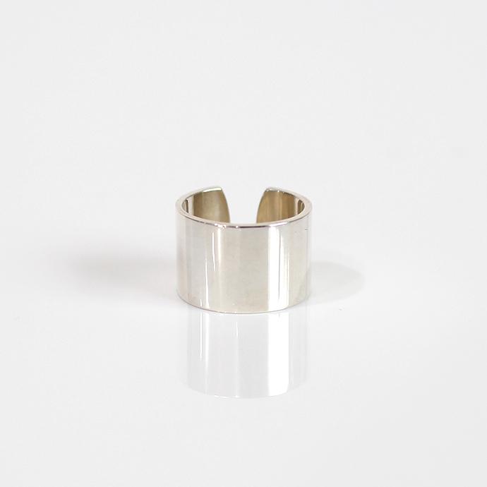 UNKNOWN.(アンノウン) silver925 U008 FLAT リング 15mm / シルバー■シルバー 指輪 かわいい プレゼント ギフト シンプル ユニセックス 女性 誕生日プレゼントデイリーカジュアル