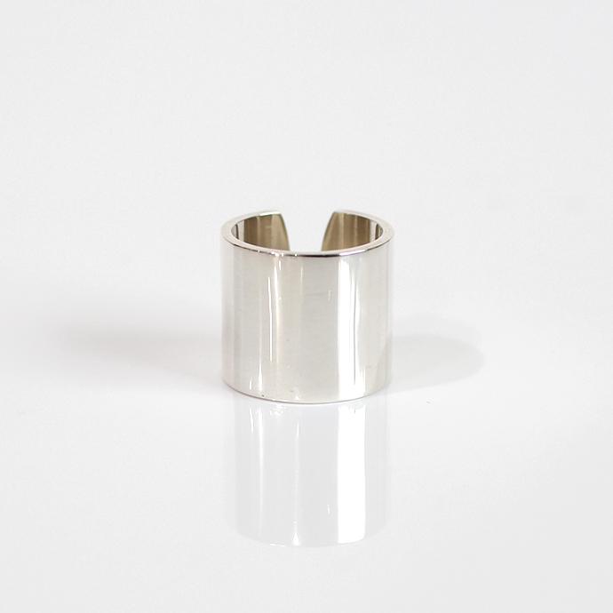UNKNOWN.(アンノウン) silver925 U009 FLAT リング 20mm / シルバー■シルバー 指輪 かわいい プレゼント ギフト シンプル ユニセックス 女性 誕生日プレゼントデイリーカジュアル