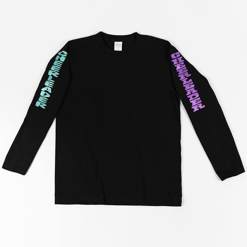 チアTシャツ 豪華な チアパン子供Tシャツ 子供チアパンキッズチア 超美品再入荷品質至上 キッズダンス 2021年新作長袖Tシャツ袖CHEER