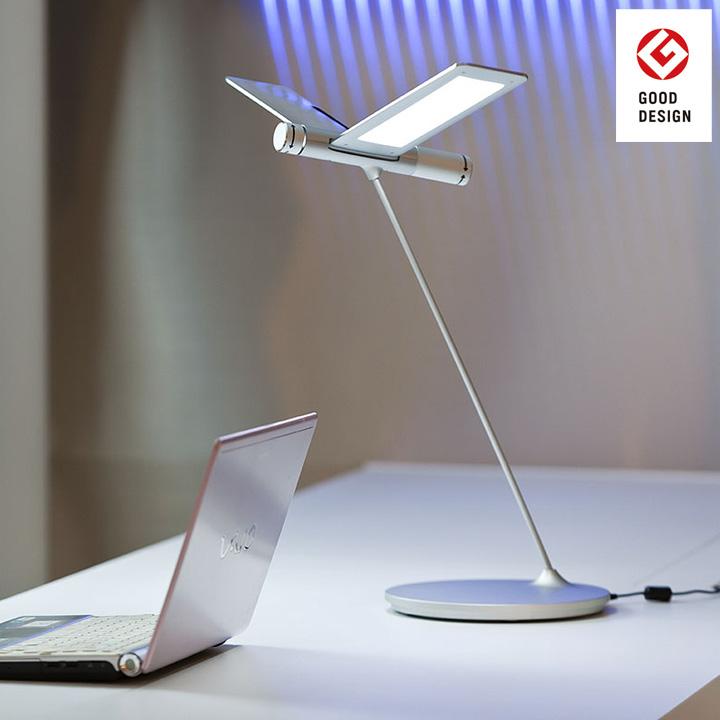 デスクライト QisDesign シーガル・デスクライト Seagull LED Table 【正規販売店】 キスデザイン Avec エイ・ベック グッドデザイン 高級 卓上ライト 照明