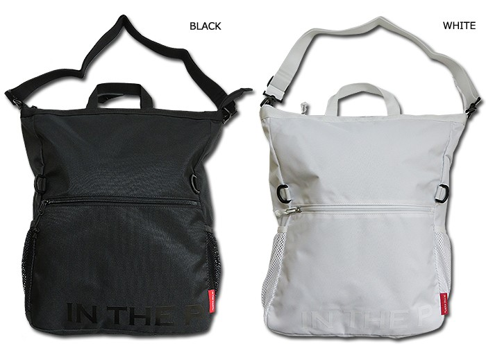 IN THE PAINT/インザペイント 4WAY BAG / バッグ / バックパック(ITP19342)