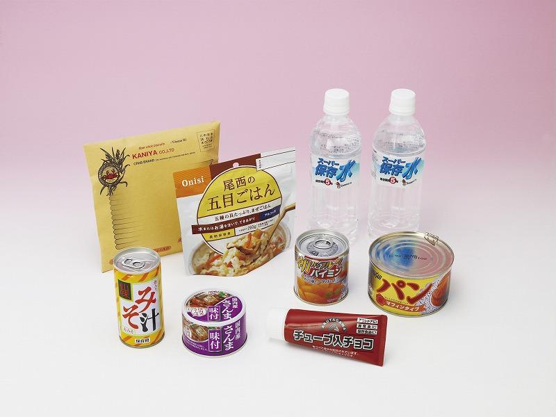 保存食ONE DAYセット(約3食分) 【6セット】