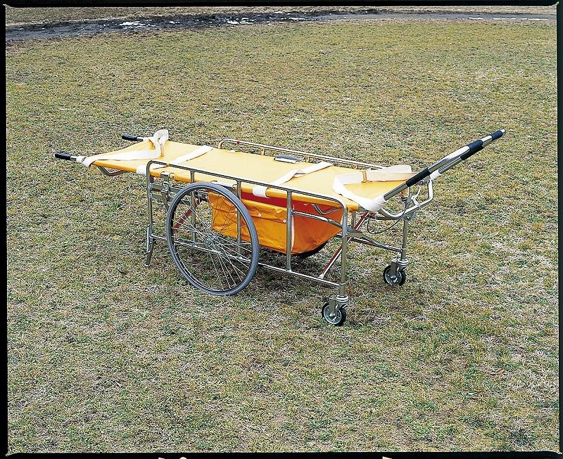 レスキューカー (折りたたみ式救護車)