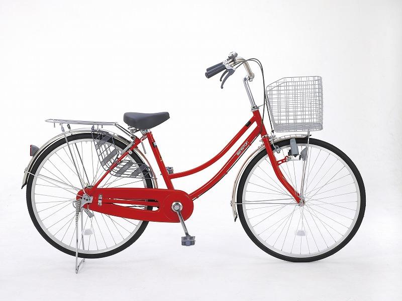 ノーパンク 26インチ自転車