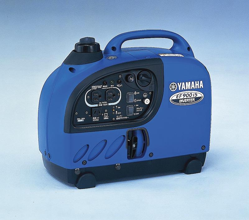 ヤマハ発電機〈EF900iS〉