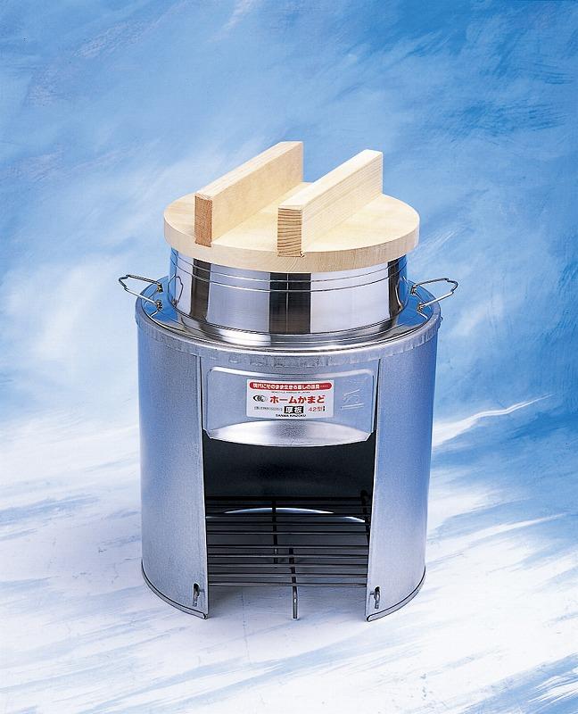 男女兼用 防災用品 避難生活 炊き出し マーケット 調理器具 防災用かまどセット シンプルで使いやすい構造が非常時に便利です 約1斗用