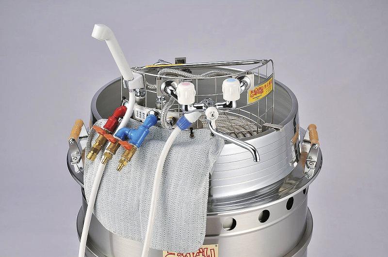 熱交換器(85・50・30型に共用)