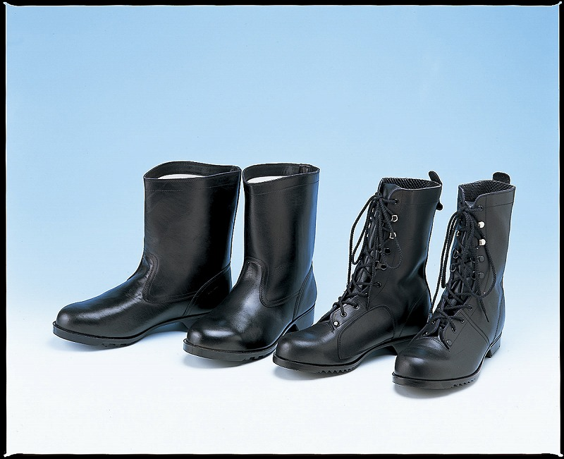 安全靴半長靴(V-2400) 24.5cm