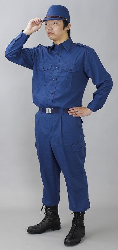 ブレバノ略帽 女性 男性用共 最新号掲載アイテム ネイビー 定番キャンバス M