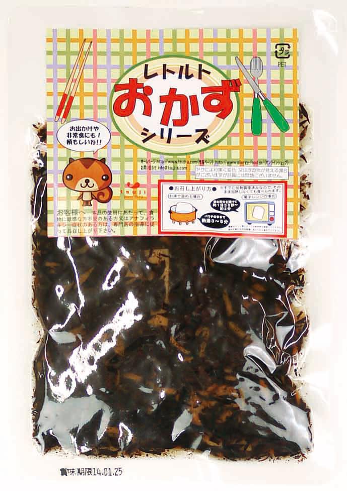 ひじき煮 150g 【50袋入】