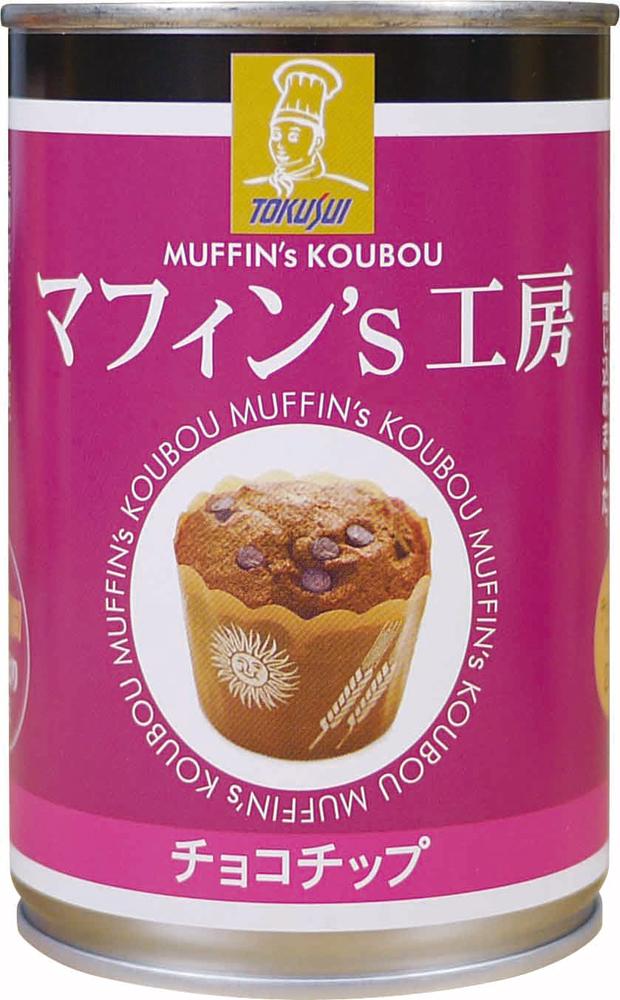 マフィン's工房 チョコチップ 【24缶入】