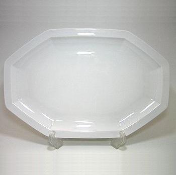 人気新品入荷 アビランド・オクトホワイト 32cmオーバルトレイ, 福和工芸 b288e7d3