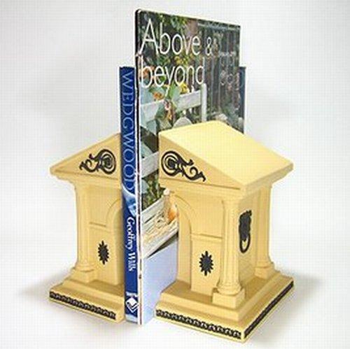 ウェッジウッド・ライブラリーコレクション ブックエンド・ペア H18cm