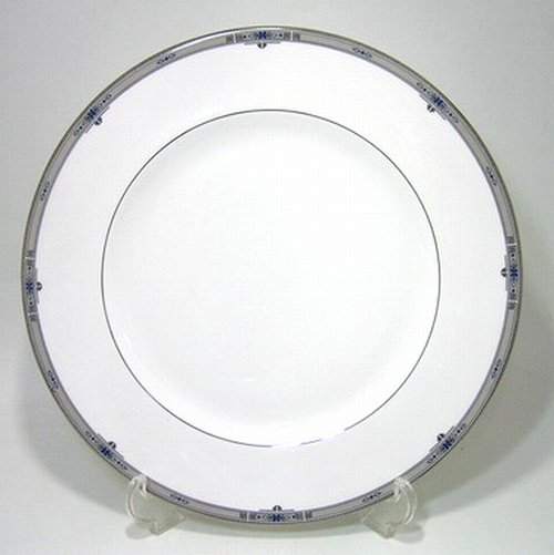 ウェッジウッド・アムハースト ・壷ロゴ 27cmプレート