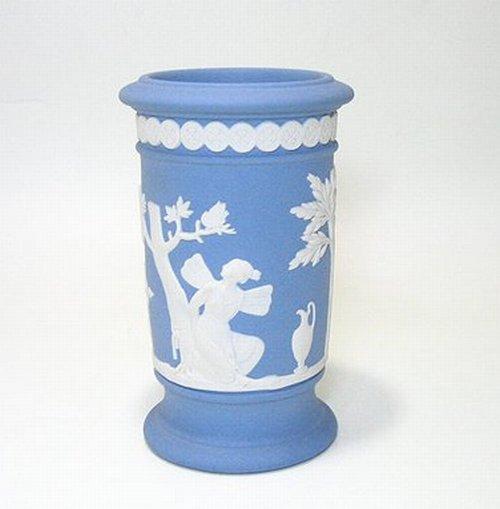 ウェッジウッド 【ジャスパー】 アポロベース H13cm wedgwood ギフト 花瓶