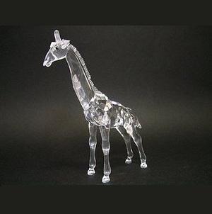 スワロフスキー236717・キリンの赤ちゃん H13cm