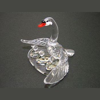 新品登場 スワロフスキー243373・スワンファミリー W7.5cm, ウォーターハウス:9296eaa4 --- fabricadecultura.org.br
