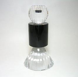 スワロフスキー215556・レン キャンドルホルダー  H17.5cm