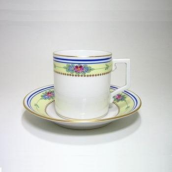 ヘキスト・ゲルベカンテ クルフルスト・コーヒーC/S