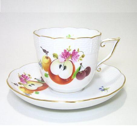 ヘレンド・フルーツコンポジションCFR コーヒーC/S706-9