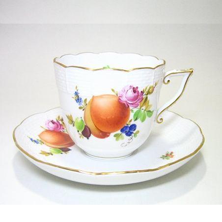 ヘレンド・フルーツコンポジションCFR コーヒーC/S706-10