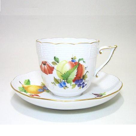 ヘレンド・フルーツコンポジションCFR コーヒーC/S706-11
