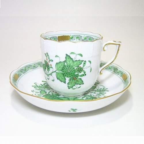 ヘレンド 【インドの華 FV】  コーヒーC/S 0707 150cc