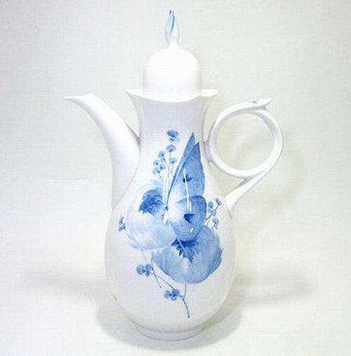 マイセン 【青い花·614701】 コーヒーポット·28694 1.3L