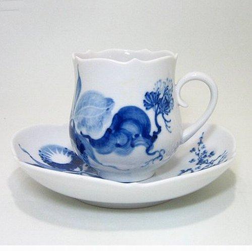 【クーポン対象外】 マイセン【ブルーオーキッド】【ブルーオーキッド】 コーヒーC/S・23582 マイセン コーヒーC/S・23582, 壁紙わーるど:c8e54bfc --- kventurepartners.sakura.ne.jp