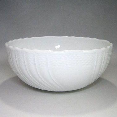 リチャードジノリ・ベッキオホワイト 17cmソーメン・盛鉢1645