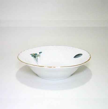 リチャードジノリ・フィッシュデコー 15cmフルーツソーサー