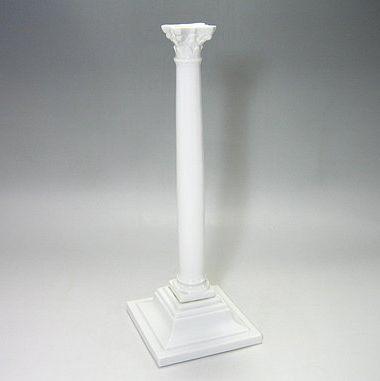 買い保障できる リチャードジノリ H25.5cm・カポデモンテホワイト キャンドルスタンド H25.5cm, 彩々や:82b1ffa8 --- paulogalvao.com