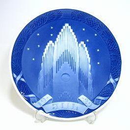 超歓迎された ロイヤルコペンハーゲン・クリスマスプレート 1929年 1929年 グルンビック教会, ドレスSHOP ROSES:cdd60f1f --- canoncity.azurewebsites.net