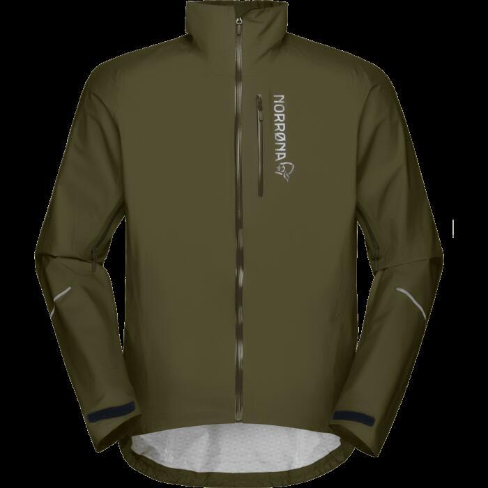 【NORRONA / ノローナ】fjora dri1 Jacket(フィオーロ ドライ1 ジャケット)【丸太町店(スポーツ専門)展示中】