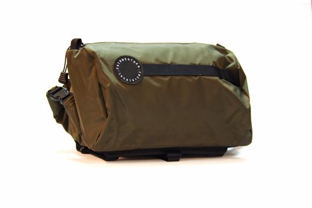 【新品】 FAIRWEATHER(フェアウェザー) Handle Bar Bag(ハンドルバーバッグ) Olive(オリーブ)