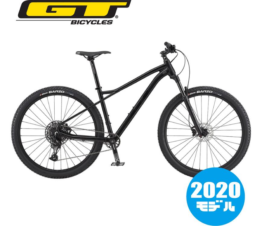 【2020年モデル】GT(ジーティー) AVALANCHE ALLOY EXPERT 27.5(アバランチェアロイエキスパート27.5)ブラック マウンテンバイク