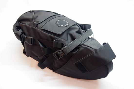 【新品】【送料無料】 FAIRWEATHER(フェアウェザー) SEAT BAG(シートバッグ)ブラック