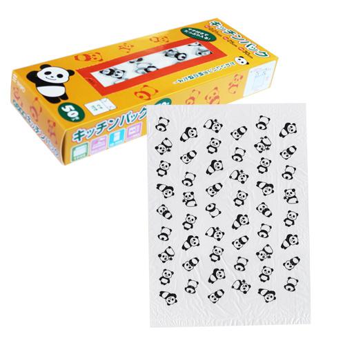 パンダ柄 キッチンパック(50枚×96箱)
