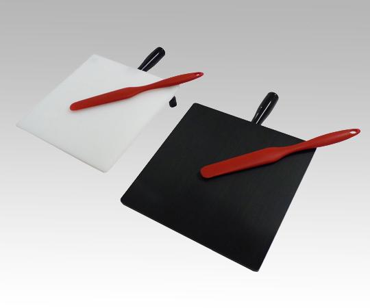アズワン 軟膏板(PE製) 白 中 HN-250W (8-7350-02)
