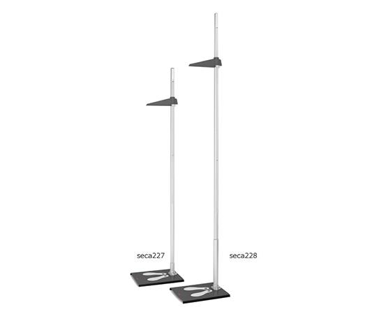 セカ(Seca) 身長計 seca228 測定範囲60~200cm (8-9722-02)