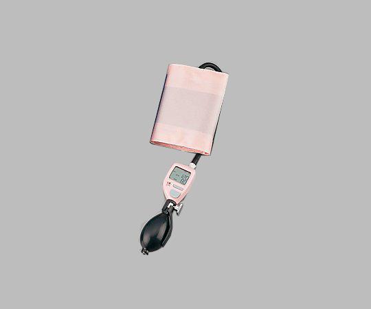 デジタル手動血圧計 SAM-001-PK ピンク (8-5247-02)