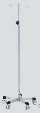 アズワン ナビス イルリガードル台 IG-5F 5本丸脚 (0-4585-03)