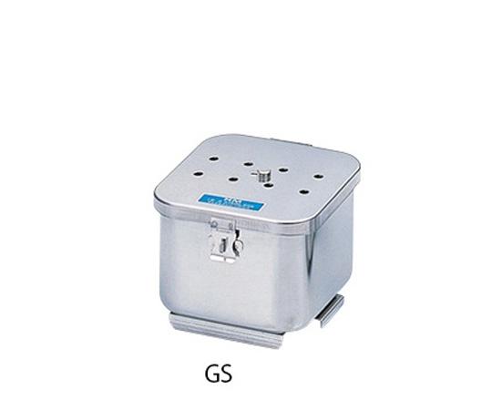 松本製器 卓上オートクレーブ用角カスト GS (0-5012-01)