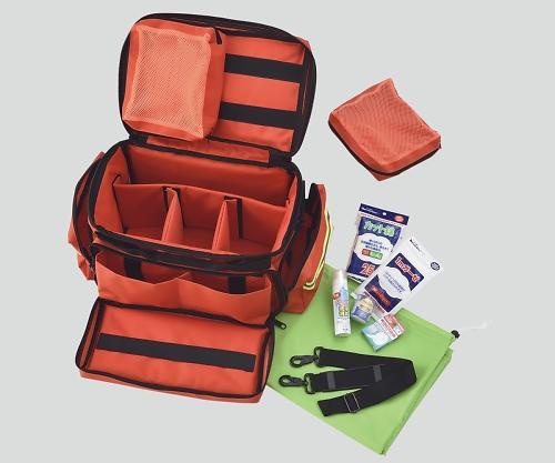 エルモ 救急バッグ 衛生材料セット Lサイズ (8-8348-02)