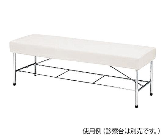 アズワン 診察台カバー C-700W ホワイト 730×1830mm (0-119-03)(※診察台は別売)