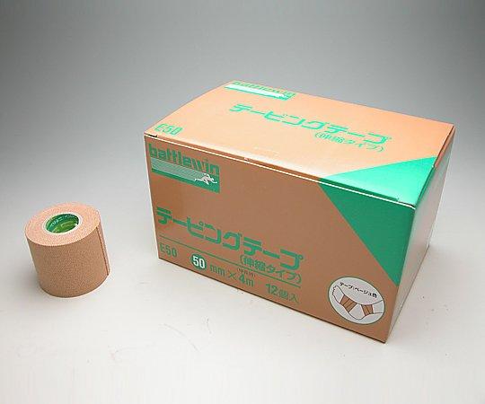 ニチバン バトルウィン テーピングテープ 伸縮 75mm×4m 12巻入 E-75 (0-8030-03)