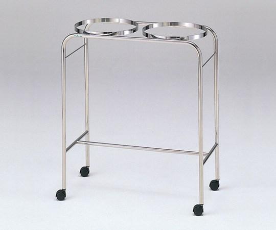 アズワン ステンレス手洗い台 2個用φ320 (0-1556-04)
